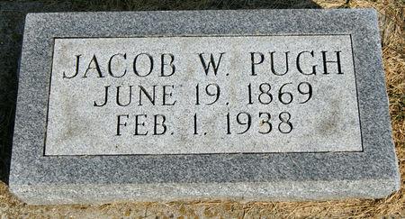 PUGH, JACOB WILLIAM - Taylor County, Iowa | JACOB WILLIAM PUGH