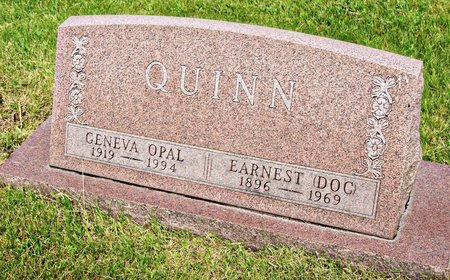 KIRKMAN QUINN, GENEVA OPAL - Taylor County, Iowa | GENEVA OPAL KIRKMAN QUINN