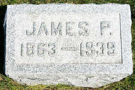 QUINN, JAMES PATRICK - Taylor County, Iowa | JAMES PATRICK QUINN