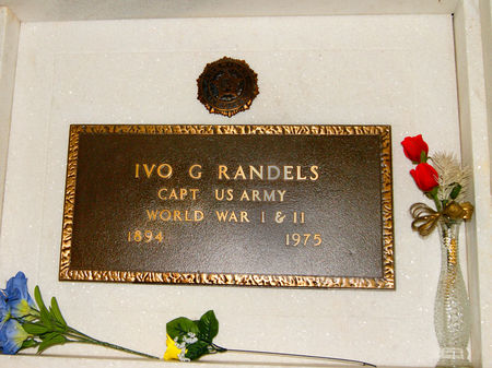 RANDELS, IVO GUTHRIE - Taylor County, Iowa | IVO GUTHRIE RANDELS