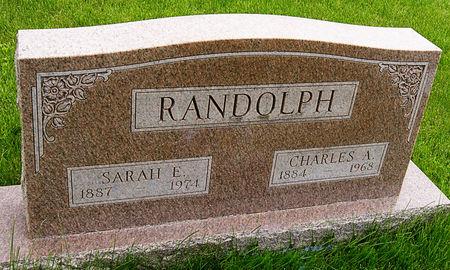 RANDOLPH, CHARLES ANDREW - Taylor County, Iowa | CHARLES ANDREW RANDOLPH