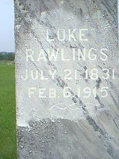 RAWLINGS, LUKE - Taylor County, Iowa | LUKE RAWLINGS
