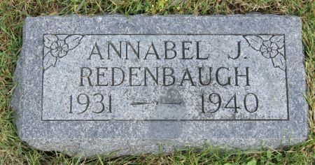 REDENBAUGH, ANNABEL JUNE - Taylor County, Iowa   ANNABEL JUNE REDENBAUGH