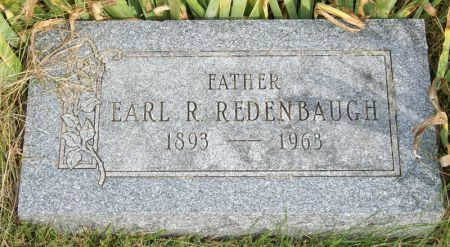 REDENBAUGH, EARL ROBERT - Taylor County, Iowa | EARL ROBERT REDENBAUGH