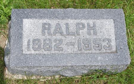 REDENBAUGH, RALPH VERNON - Taylor County, Iowa | RALPH VERNON REDENBAUGH