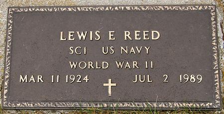 REED, LEWIS EARL - Taylor County, Iowa | LEWIS EARL REED