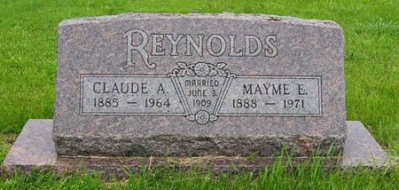 HOSTETTER REYNOLDS, MAYME ESTHER - Taylor County, Iowa   MAYME ESTHER HOSTETTER REYNOLDS