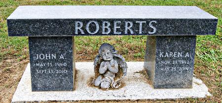 ROBERTS, JOHN ARTHUR - Taylor County, Iowa | JOHN ARTHUR ROBERTS