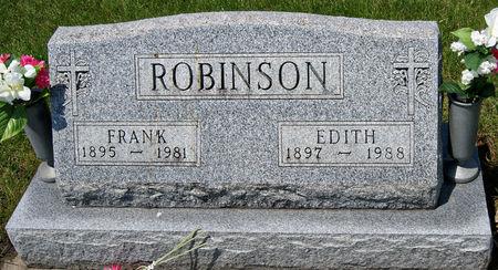 ROBINSON, EDITH LILLIAN - Taylor County, Iowa | EDITH LILLIAN ROBINSON