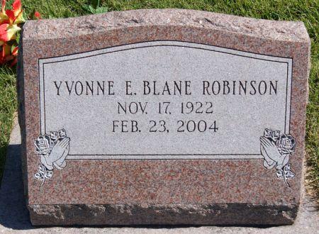 BLANE POORE, YVONNE ELIZABETH - Taylor County, Iowa | YVONNE ELIZABETH BLANE POORE