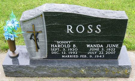 ROSS, WANDA JUNE - Taylor County, Iowa | WANDA JUNE ROSS
