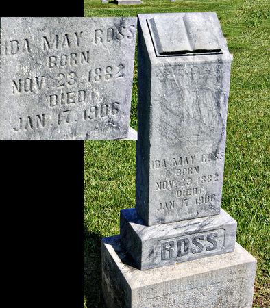 ROSS, IDA MAY - Taylor County, Iowa   IDA MAY ROSS