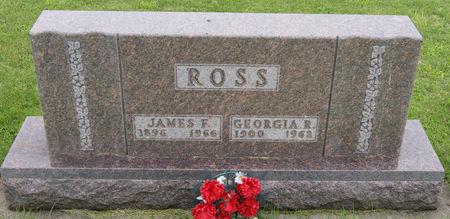 ROSS, JAMES FINLEY - Taylor County, Iowa | JAMES FINLEY ROSS