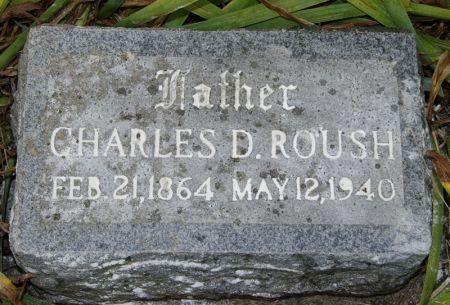 ROUSH, CHARLES DODD - Taylor County, Iowa | CHARLES DODD ROUSH