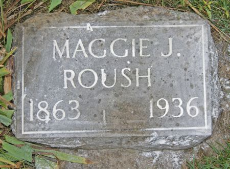 ROUSH, MARGARET JANE