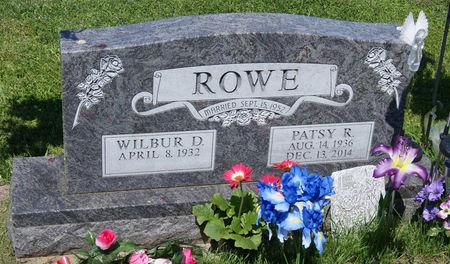 BROWN ROWE, PATSY RUTH - Taylor County, Iowa | PATSY RUTH BROWN ROWE