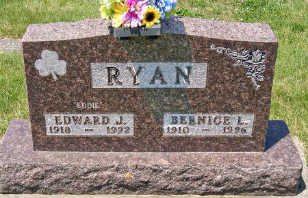 HUNTER RYAN, BERNICE LUCILLE - Taylor County, Iowa | BERNICE LUCILLE HUNTER RYAN