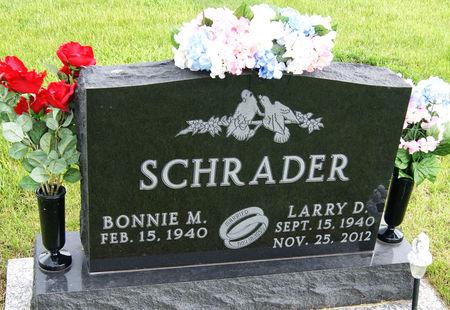 SCHRADER, LARRY DALE - Taylor County, Iowa | LARRY DALE SCHRADER