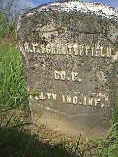 SCHRUTCHFIELD, H.F. - Taylor County, Iowa   H.F. SCHRUTCHFIELD