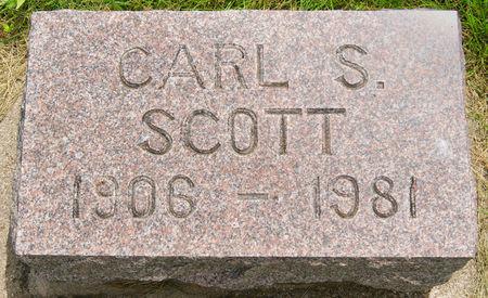 SCOTT, CARL FREDERICK - Taylor County, Iowa   CARL FREDERICK SCOTT