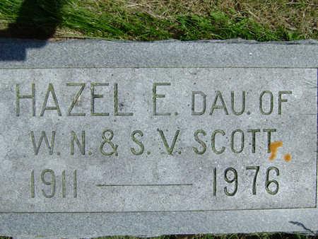 SCOTT, HAZEL - Taylor County, Iowa | HAZEL SCOTT