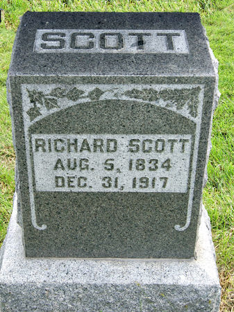 SCOTT, RICHARD - Taylor County, Iowa | RICHARD SCOTT