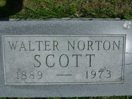 SCOTT, WALTER - Taylor County, Iowa | WALTER SCOTT