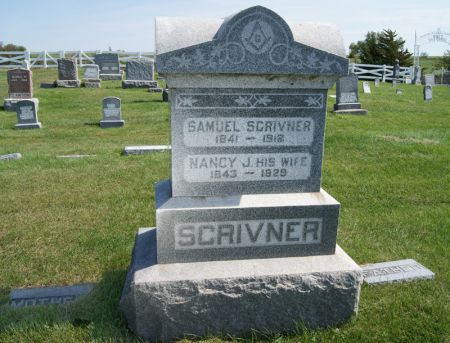 SCRIVNER, NANCY JANE - Taylor County, Iowa | NANCY JANE SCRIVNER