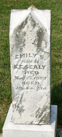 MATCHETT SEALY, EMILY S - Taylor County, Iowa   EMILY S MATCHETT SEALY