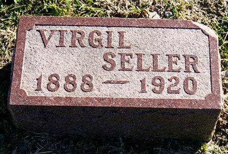 SELLER, VIRGIL LYTLE - Taylor County, Iowa   VIRGIL LYTLE SELLER