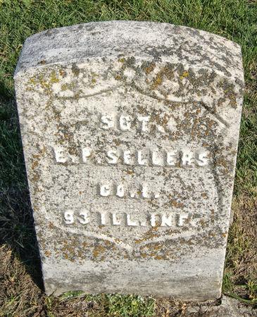 SELLERS, EDWARD PATTERSON, SR. - Taylor County, Iowa   EDWARD PATTERSON, SR. SELLERS