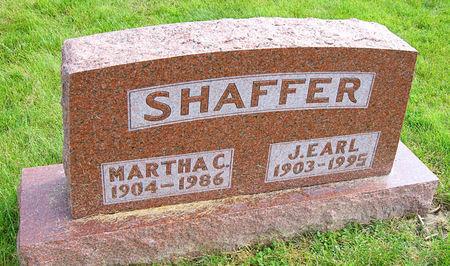 FILBERT SHAFFER, MARTHA CELESTINE - Taylor County, Iowa | MARTHA CELESTINE FILBERT SHAFFER