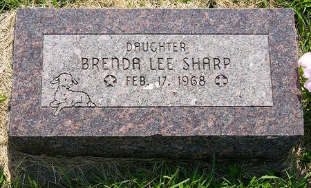 SHARP, BRENDA LEE - Taylor County, Iowa | BRENDA LEE SHARP