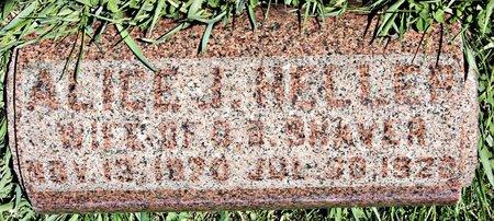 MARSH, ALICE JANE - Taylor County, Iowa | ALICE JANE MARSH
