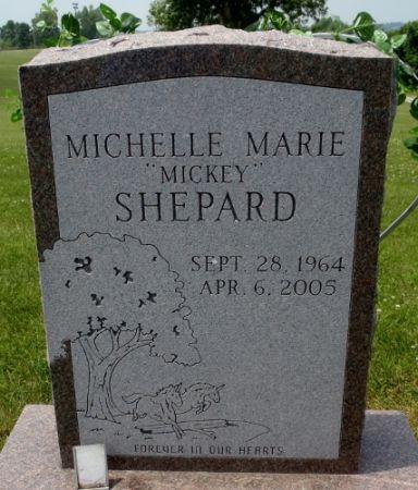 SHEPARD, MICHELLE MARIE - Taylor County, Iowa | MICHELLE MARIE SHEPARD