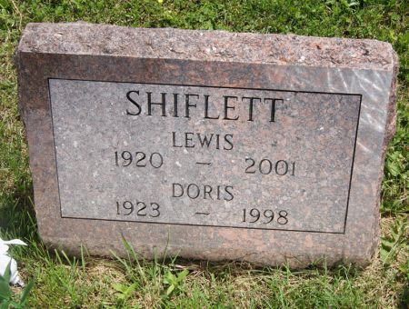SHIFLETT, DORIS EVELYN - Taylor County, Iowa | DORIS EVELYN SHIFLETT