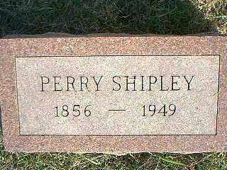 SHIPLEY, PERRY - Taylor County, Iowa | PERRY SHIPLEY