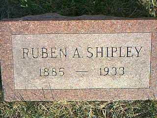 SHIPLEY, RUBEN A. - Taylor County, Iowa | RUBEN A. SHIPLEY