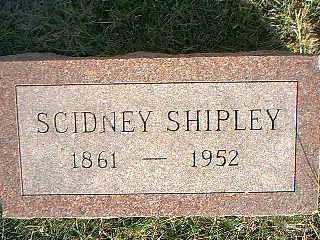 SHIPLEY, SCIDNEY - Taylor County, Iowa | SCIDNEY SHIPLEY