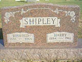 SHIPLEY, WINIFRED - Taylor County, Iowa | WINIFRED SHIPLEY