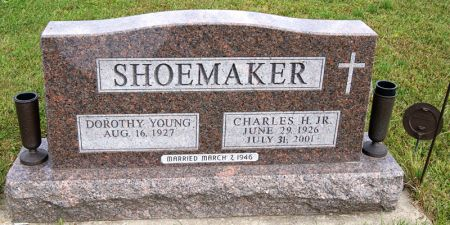 SHOEMAKER, CHARLES HENRY, JR. - Taylor County, Iowa | CHARLES HENRY, JR. SHOEMAKER