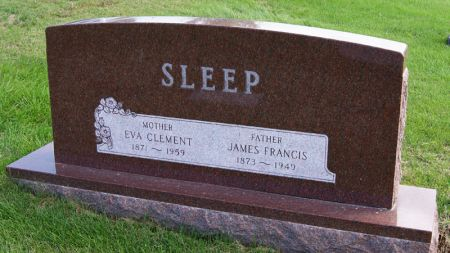 PROFFITT SLEEP, EVA CLEMENT - Taylor County, Iowa | EVA CLEMENT PROFFITT SLEEP