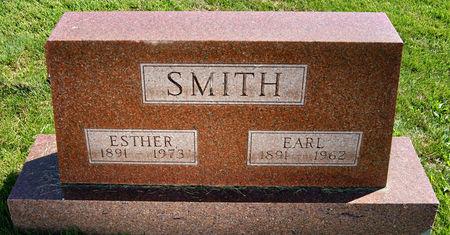 MALONEY SMITH, ESTHER V. - Taylor County, Iowa   ESTHER V. MALONEY SMITH