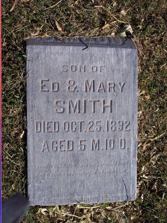 SMITH, ED'S SON - Taylor County, Iowa | ED'S SON SMITH
