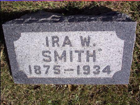 SMITH, IRA WHARTON - Taylor County, Iowa | IRA WHARTON SMITH