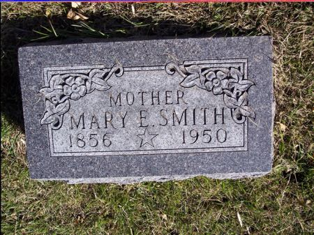 SMITH, MARY E. - Taylor County, Iowa | MARY E. SMITH