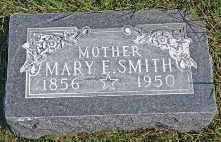 SMITH, MARY ELIZABETH - Taylor County, Iowa | MARY ELIZABETH SMITH