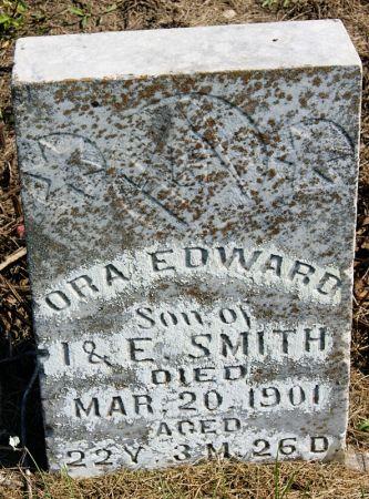 SMITH, ORA EDWARD - Taylor County, Iowa | ORA EDWARD SMITH