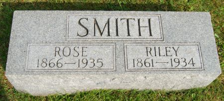 SMITH, RILEY - Taylor County, Iowa | RILEY SMITH