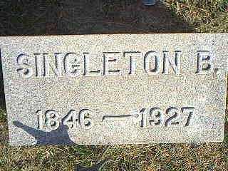 SMITH, SINGLETON B. - Taylor County, Iowa | SINGLETON B. SMITH